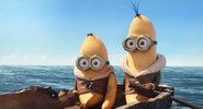 Kevin and bob are bananas