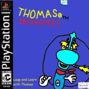 Thomas Brain Games - Poster.