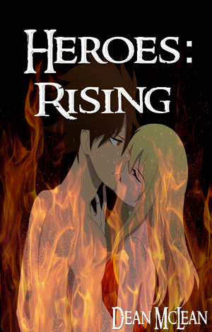 Heroes Rising cover