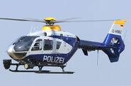EC 135 - Polizeiflug