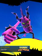 Zazz Sonic Dash