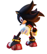 Shadow the hedgehog by fentonxd-d5u0edu