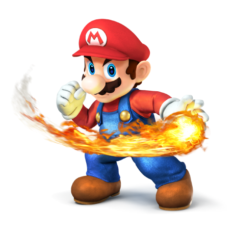File:Mario for SSB4.png