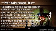 Wondabarappa Tips