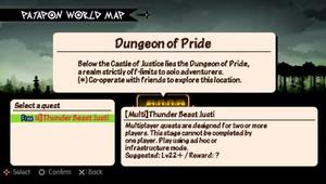 (multi) Thunder Beast Justi