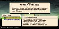 Arena of Tolerance