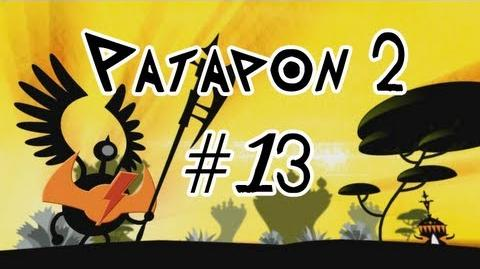 Patapon 2 Walkthrough En Español - Pharamatara, defensor del cielo - Parte 13