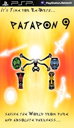 Patapon 9 box