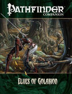 Elves of Golarion