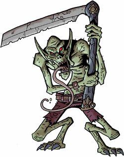 Ghoul cartoon