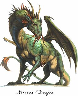 Nirvana dragon