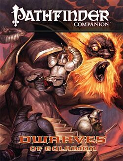 Dwarves of Golarion