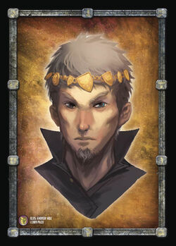 Lord Gyr face card