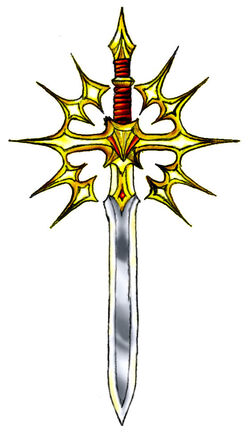 Iomedae holy symbol