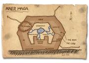 Kaer Maga map