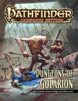 Dungeons of Golarion