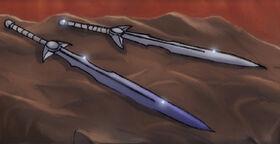 Tei'kaliath swords