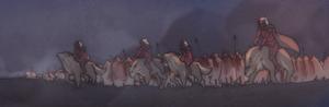 Sarghress warriors