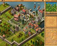Patrician3 screenshot 1