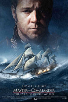 Master and commander the far side of the worldlk;;j