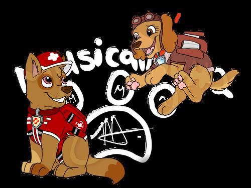Ace and Lani Uniforms