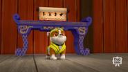 Pup-Fu!3(Rubble Sizing Up Board)
