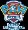 File:PAW Patrol La Pat' Patrouille Logo PAW Patrol French.png