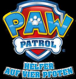 PAW Patrol – Helfer auf vier Pfoten Logo PAW Patrol German