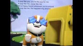 Pup Like Me Lyrics