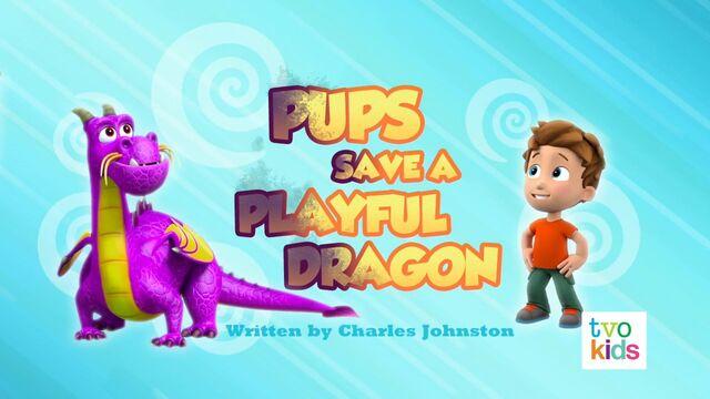 File:Pups Save a Playful Dragon Title Card.jpg