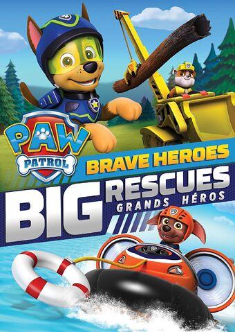 File:PAW Patrol Brave Heroes, Big Rescues DVD Canada.jpg