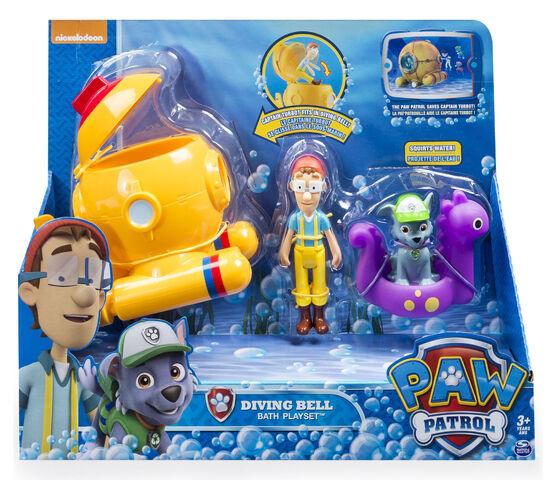 File:PAW Patrol Cap'n Turbot Captain Turbot Toy Diving Bell Bath Playset Figure 1.jpg