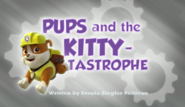 Pups and the Kitty-Tastrophe