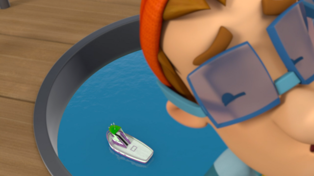 File:PAW Patrol The Flounder Boat Miscolored (Green).png