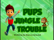 Pups Jungle Trouble SD
