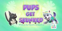 Skunk/Gallery/Pups Get Skunked