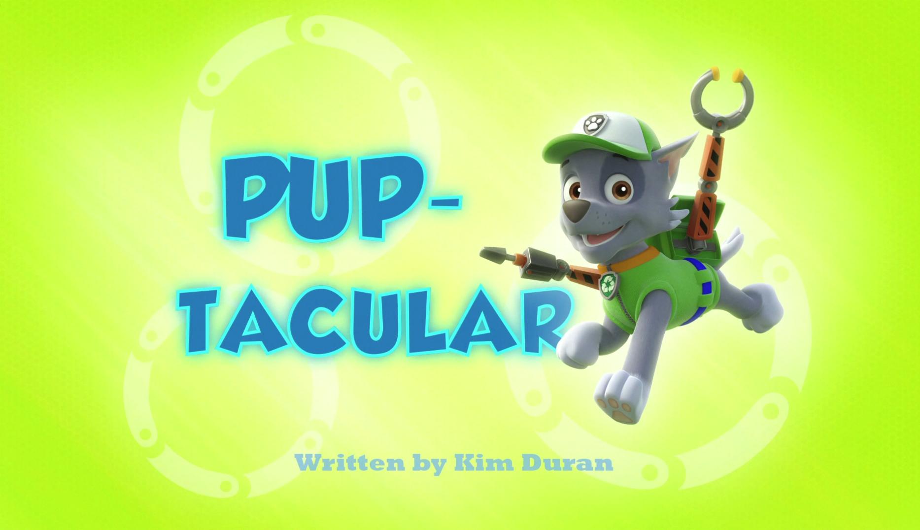 Pup Tacular Paw Patrol Wiki Fandom Powered By Wikia