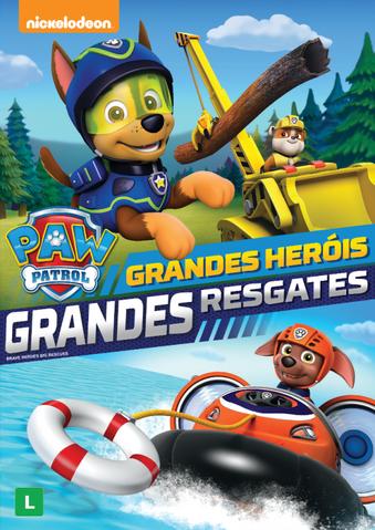 File:PAW Patrol Brave Heroes, Big Rescues DVD Brazil.png
