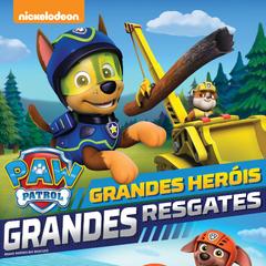 Brazilian cover (<i>Grandes Heróis, Grandes Resgates</i>)