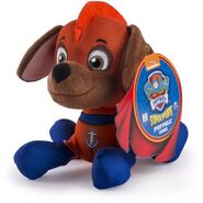 PAW Patrol Super Hero Plush, Zuma 2