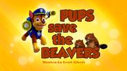Pups Save The Beavers HD