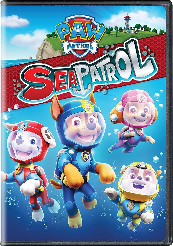 Image Paw Patrol Sea Patrol Dvd Jpg Paw Patrol Wiki