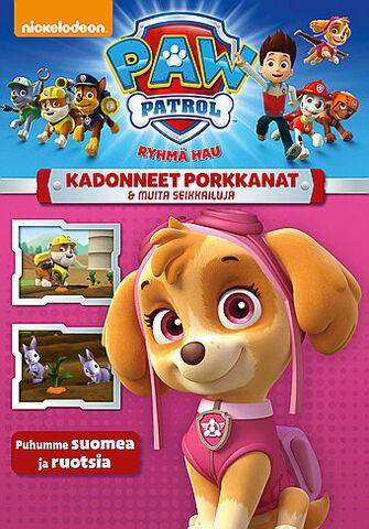 File:Ryhmä Hau Kadonneet porkkanat & muita seikkailuja DVD.jpg