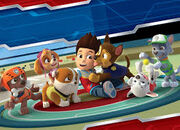 Ryder and PAW Patrol