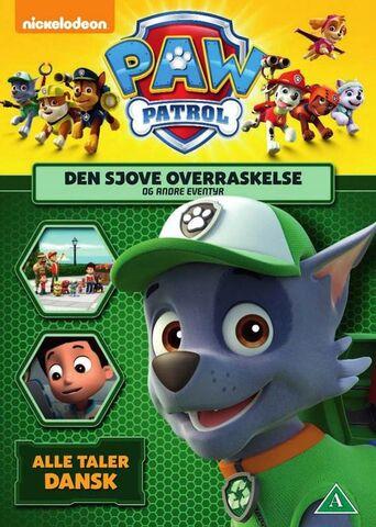File:PAW Patrol Den sjove overraskelse og andre eventyr DVD.jpg