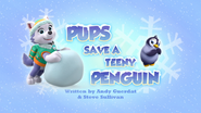 Pups Save a Teeny Penguin (HQ)
