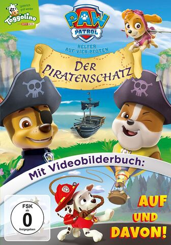 File:PAW Patrol Pups and the Pirate Treasure DVD Germany RTL.jpg