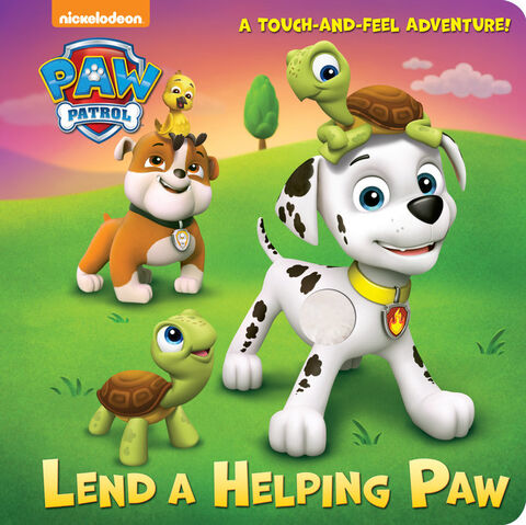 File:PAW Patrol Lend a Helping Paw Book Cover Art.jpg