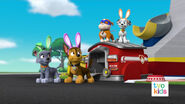 PAW Patrol Pups Save a Satellite Scene 2