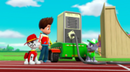 PAW Patrol Pups Save Sports Day Scene 13